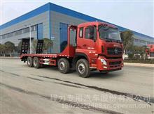 湖北程力商用车前四后八35吨挖机平板运输车价格/CL5310TPBA5