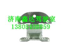 WG1664210043重汽豪沃A7车门下铰链总成/WG1664210043