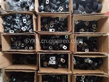 橡胶铁皮管卡 R型带胶减震卡箍 R型连胶条强力 货车汽车线束卡箍3915082/3915082