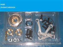 东GTD增品牌 K50-HX85-M2 KTA50 4041143 4955424增压器维修包;/HX85:3545647;3591408;2840258;