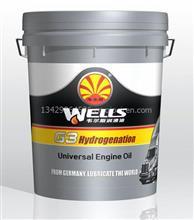 韦尔斯润滑油G3全合成发动机通用机油/CF-4 SJ 18L 15W-40 4L  20W-50