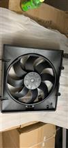 五菱宏光散热器水箱电子扇总成