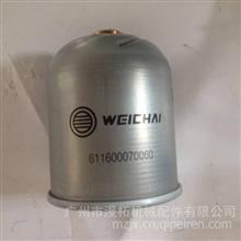 潍柴Wp10H转子滤芯/611600070060