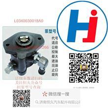 L0340030018A0帕金斯发动机左旋方向机助力泵总成/YBZ216R5C-130/13L