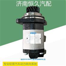 QC2513-STPY   103200018 浦沅吊车齿轮泵/QC2513-STPY   103200018