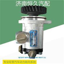 QC3217-WP12N1-YT 3407-00417宇通客车齿轮泵/QC3217-WP12N1-YT 3407-00417