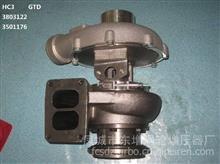 东GTD增品牌 康明斯NTA855 增压器型号HC3 :3803122;turbo;/HC3增压器 Cust:3501176;