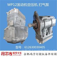 JAC江淮格尔发配 WEI柴发动机 空压机 打气泵  瑞立美联