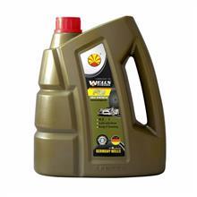 韦尔斯A8全合成机油SM  CI-4级 防冻机油/4L.   10w40