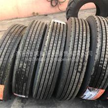 卡车货车胎9R22.5 韩泰轮胎 全钢丝子午线真空轮胎 四线顺花花纹/9R22.5