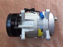 陕汽德龙F3000变排量压缩机总成(多楔带、ISM、国III)/DZ95189154012