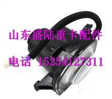 DZ93189723013陕汽德龙F3000前雾灯总成(左)/DZ93189723013