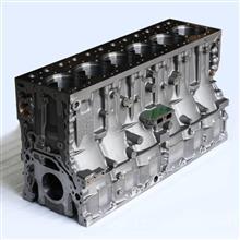 东风天龙雷诺DCI11发动机气缸体总成 D5010550603/5010550603