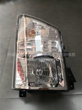 陕汽轩德X9前右电调大灯总成/37AF-32020