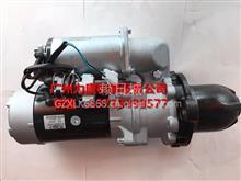 康明斯6CT8.3起动机发电机小松原装款启动马达3938502/24V12T7.5KW