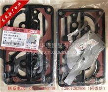 东风天龙 东风雷诺发动机 空压机双缸气泵压缩机缸盖阀板修理包/D5600222002