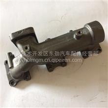 热卖玉柴东风天锦6J 6105发动机后排气管/J05E1-1008202