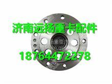 重汽曼发动机MC11减振器轮毂/200V02602-0109