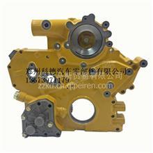 CAT卡特挖机E200B-320B-320C机油泵 S6K发动机机油泵总成配件/原厂工程机械发动机件