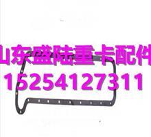 614010084潍柴WD615.30 发动机机油冷却器盖垫片/614010084