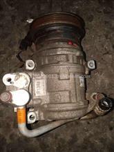 供应现代伊兰特1.6空调泵原装拆车件