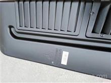 重汽豪沃轻卡配件重汽HOWO轻卡空气预滤器/LG9704190906
