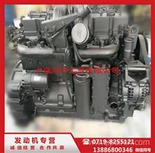 6缸东风风神原装康明斯ISDe6.7 185马力欧三发动机总成/ISDE180 30