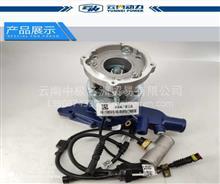 云内动力原厂配件YN27CRE水泵电磁风扇离合器总成/SHA4254 水泵电磁风扇离合器总成