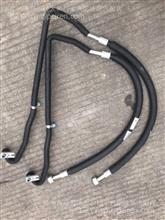 中国重汽亲人配件斯达斯太尔空调管篜压管驾驶室段/WG1682827068