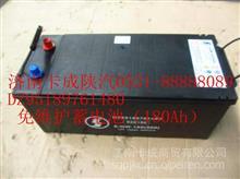 陕汽配件DZ95189761480  免维护蓄电池(180Ah)/DZ95189761480