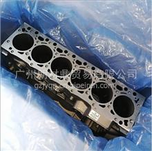 东风康明斯IS6DE电喷发动机原装气缸体总成4991099/4991099/C4955412/4946586