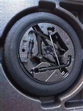 沃尔沃S60S60L原装总成备胎带工具