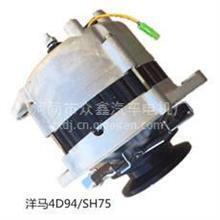 洋马4D94/SH75发电机  现代R60-7工程机械发电机/现代R60-7