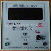 氧气分析仪 氧电极HBO-2A数字测氧仪/HBO-2A