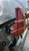 陕汽通力自卸车车厢后门链条锁钩/丝杆粗度20  24  30