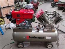 上海振腾流动补胎空压机1.05/15配常柴L12柴油机/ZM10515