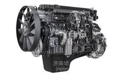 红岩杰狮新金刚杰卡上菲红科索C11发动机C11增压器进油管/5801973707FAT5801973707