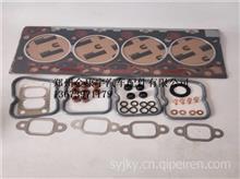 康明斯4BT3.9 6BT5.9发动机齿轮室盖发动机缸垫修理包密封垫EQ210/康明斯原厂配件