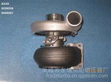 东GTD增 品牌 大宇DH220-5斗山挖掘机增压器 turbo Cust:3598338;/HX35增压器 Cust:65.09100-7078;