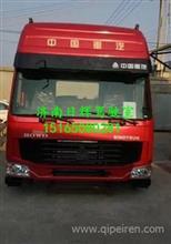 中国重汽11款高顶豪沃驾驶室总成 豪沃事故车/重汽豪沃事故车配件
