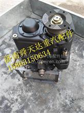 福田欧曼车中桥差速器总成青特458中桥主减速器牙包中段后段原厂/青特458