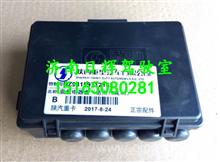 DZ93189712153陕汽德龙底盘电器盒/DZ93189712153