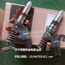 现代挖机康明斯QSM11费油/油耗高原因-喷油器校验-以旧换新/4026222  4903472