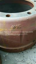 991124440001陕汽奥龙前制动鼓总成配件批发装车配套质量保3个月