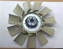 T45L0新天龙启航版发动机硅油风扇离合器总成/1308060-T45L0
