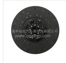 苏州圆菱430大孔拉式离合器片从动盘总成1601ZB1T-130M 1601ZB1T-130M