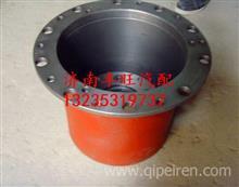 TZ56077000159重汽豪威60矿车轮边壳(带支架)总成