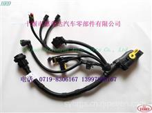 C3724587-TF980 车架尿素管路加热线束总成/3724587-TF980