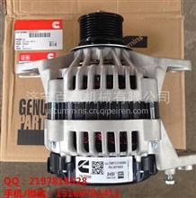 詹阳JYL621E挖掘机发电机5282841起动机马达3965282美康6B/康明斯6B-5.9进口6BTA5.9