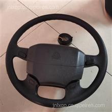 中国重汽配件豪沃方向盘总成/重汽豪沃